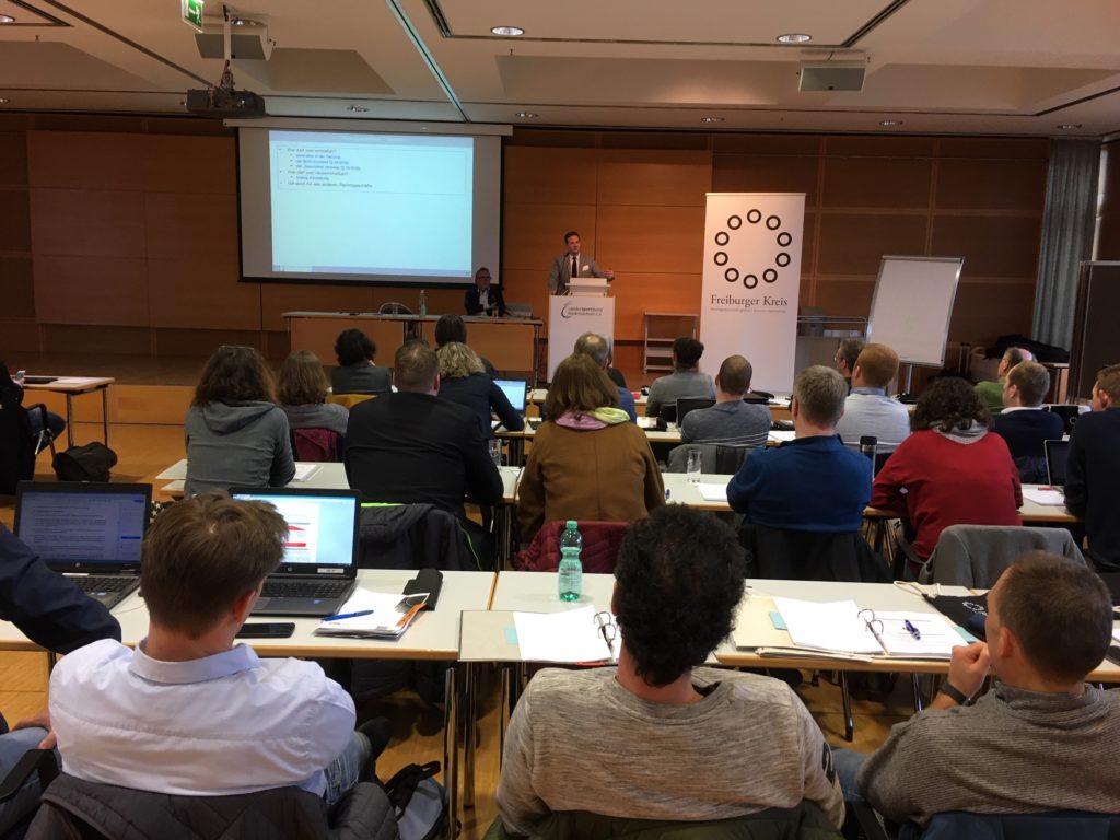Seminarbild Tagesseminar Fit für die Praxis 2020
